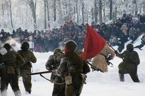 Масштабная реконструкция боя посвященная снятию блокады: приглашают всех желающих