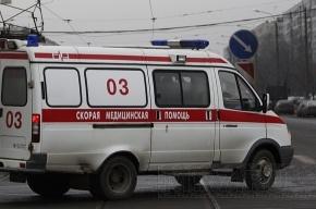 В Пушкине попала в аварию «скорая помощь»