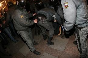Сегодня в Петербурге - митинги