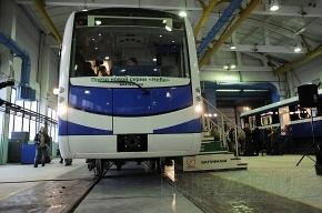 Какими будут новые вагоны метро: фоторепортаж