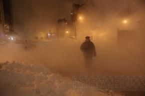 Тепломагистраль на улице Савушкина заменят