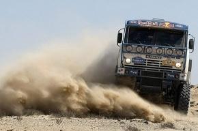 «КамАЗ» захватил лидерство на Дакаре