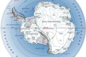 Ученые: Запад Антарктиды уже не спасти
