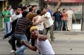 Президент Египта распустил правительство, на улицах беспорядки