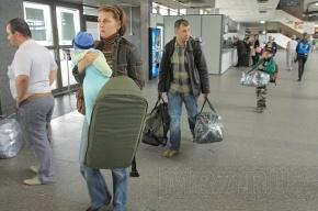 Аэропорт «Пулково» работает в штатном режиме