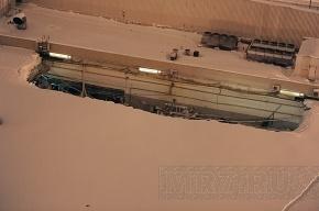 Обрушение крыши в гипермаркете: возбуждено уголовное дело