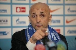 Спаллетти может стать тренером сборной России