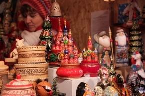 Рождество на площади Европы: Дед Мороз возвращается!
