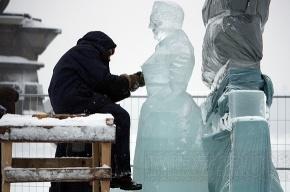«Империя льда» на Заячьем оcтрове