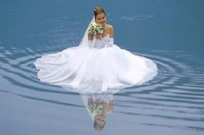 В Петербурге наступил брачный период