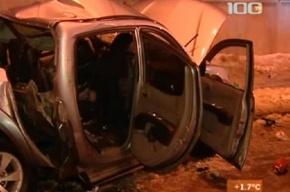 В Приморском районе в результате ДТП погиб пассажир