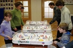 На играх МХЛ можно будет сыграть в настольный хоккей