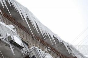 Уголовное дело по факту падения льда на мужчину пока не возбуждено