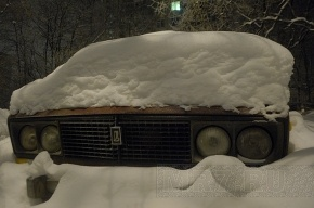 В Ленобласти из-за снегопада возможно обрушение зданий