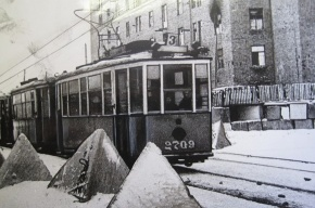 Блокадный трамвай отправится в памятный рейс