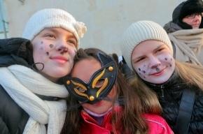 Защитники животных провели митинг в центре Петербурга