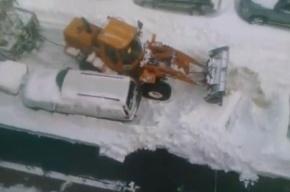 Особенности уборки снега в Нью-Йорке