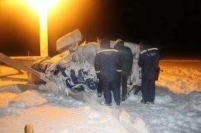 Катастрофа вертолета в Ленобласти: возбуждено дело