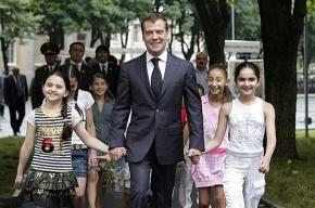 Президент защитил детей от вредной информации