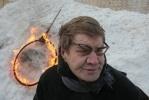 Фоторепортаж: «Редактор журнала «Путь Домой» совершил акробатический трюк, чтобы собрать деньги на лечение бездомного»