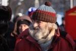 «Кипит наш разум возмущённый»: на площади Ленина прошел митинг коммунистов: Фоторепортаж
