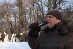 Около метро «Нарвская» прошли бои: Фоторепортаж