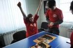 Победители чемпионата России собрали пазл за 1 час 25 мин 20 секунд: Фоторепортаж