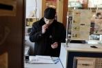 Фоторепортаж: «Александро-Невская лавра «сроднилась» с «Почтой России»»