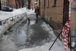 Петербургская слякоть: новые опасности: Фоторепортаж