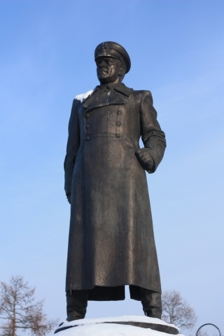 В парке Победы прошел митинг «Другой России» в поддержку задержанного Игоря Березюка: Фото