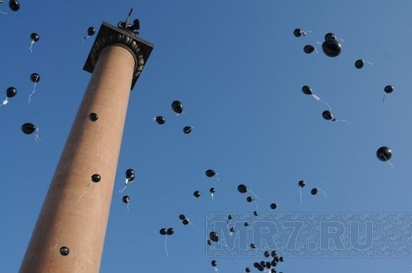 Акция оппозиции на Дворцовой: фоторепортаж: Фото