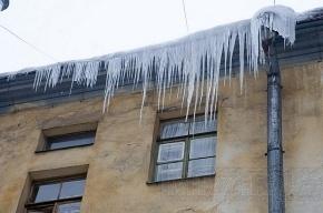 Падение льда на петербуржцев: очередные уголовные дела