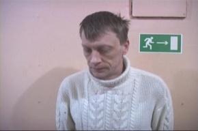 Пойман мужчина, кравший в Петербурге номера машин