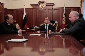Медведев о расследовании терактов: нужно работать, а не пиариться
