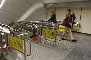 Сегодня откроется переход с «Садовой» на «Спасскую»: эскалаторы починили
