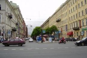 Большую Конюшенную улицу отремонтируют быстрее