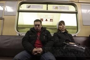 Видеонаблюдение в питерском метро ведётся на 99,7%