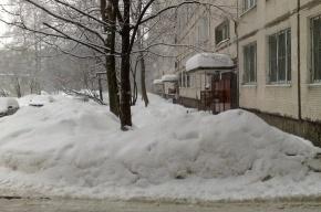 А вдруг козырьки не выдержат снег?
