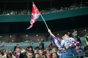 В день матча «Зенита» СКА собрал 8 500 зрителей