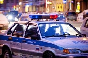 ГИБДД: в аварии с машиной ДПС пострадала женщина