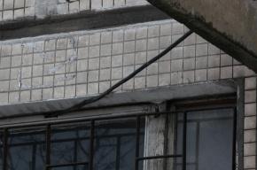 Загадочный провод на улице Есенина