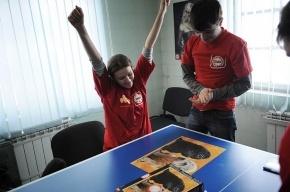 Победители чемпионата России собрали пазл за 1 час 25 мин 20 секунд