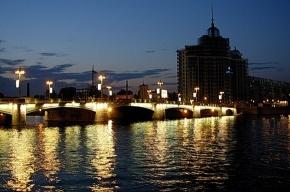 На Пироговской набережной начали строить развязку