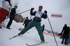 Фоторепортаж с Купчинской лыжни