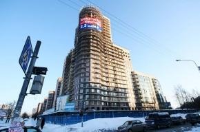 На Московском проспекте прошел пикет дольщиков