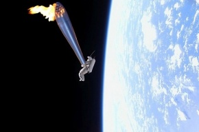 Олимпийский огонь в Сочи зажгут из космоса