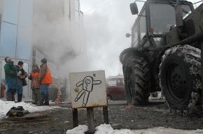В Купчино из-за разлива кипятка меняется троллейбусный маршрут