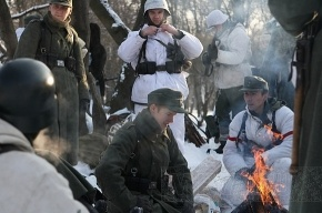 Около метро «Нарвская» прошли бои