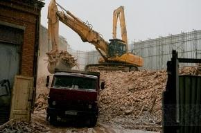Генподрядчика работ на Невском, 68 оштрафовали