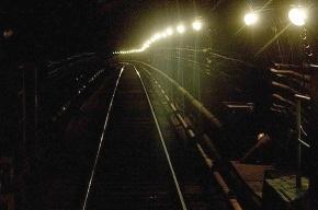 В петербургском метро самоубийца бросился под поезд